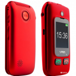 Sigma mobile Comfort 50 Shell Duo Black-Red