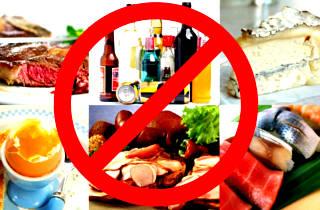Какие продукты запрещены в США?